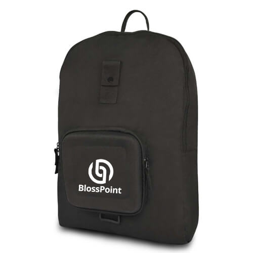 Folding Backpack with Hard Case S03