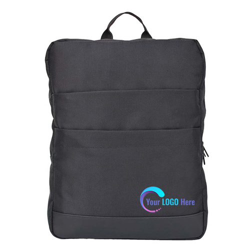 Slimz black backpack