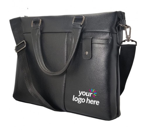 Personalized Sling Bag Black