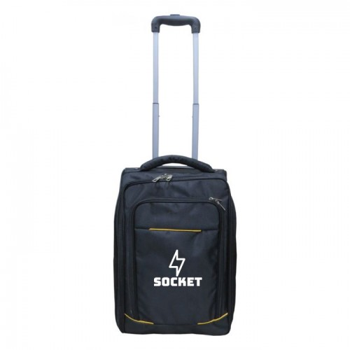 Black Smart Travel Bag