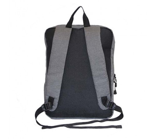 Slimz gray backpack