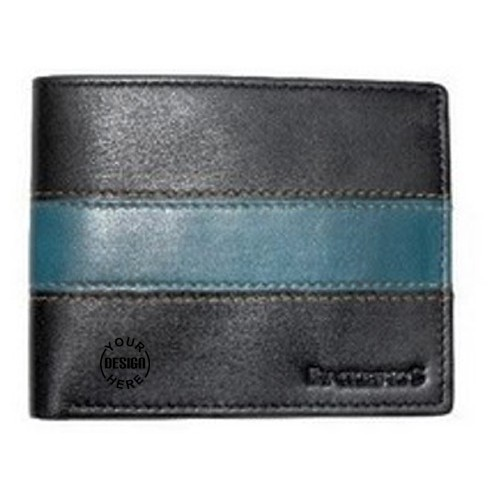 Blackberry Black And Green Wallet