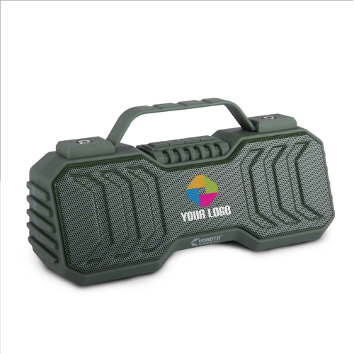 Rugged Bluetooth Speaker with Handle