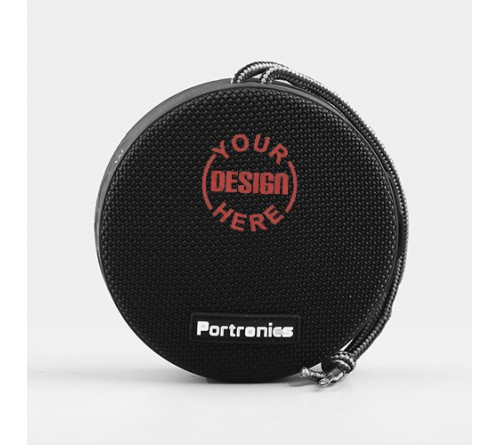 Portronics Sound Bun Bluetooth Speaker