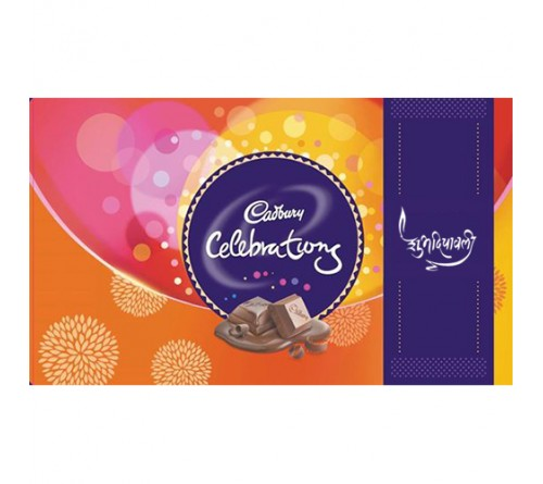 Cadbury Chocolates Personalized Gift Box