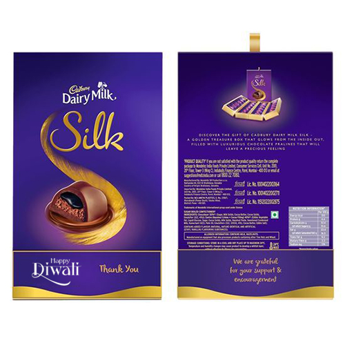 Cadbury Dairy Milk Silk Chocolate Gift Pack