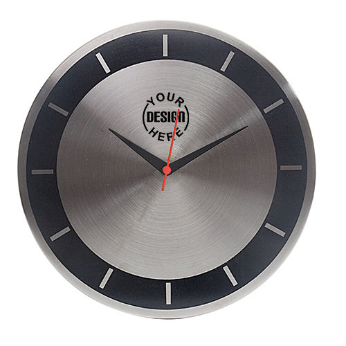 Accent Personalized Wall Clock