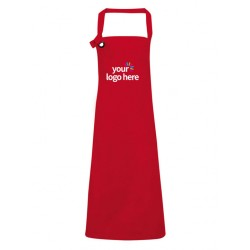 Personalized Designer Long Aprons