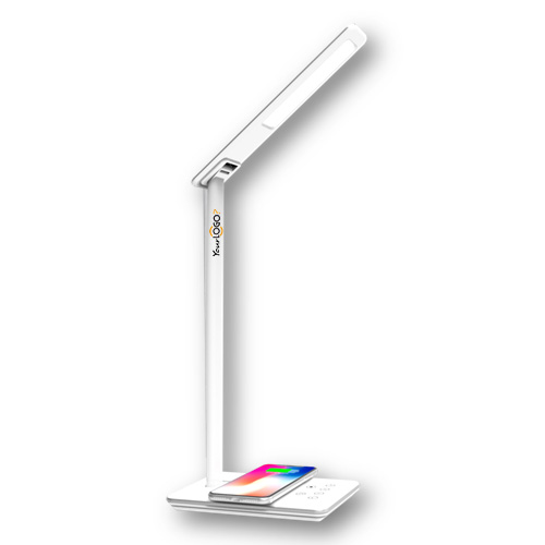 Digitek Fast Wireless Charger Desk lamp DPWC 10W DL