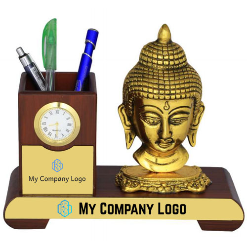 Buddha Personalized Table Top Organizer