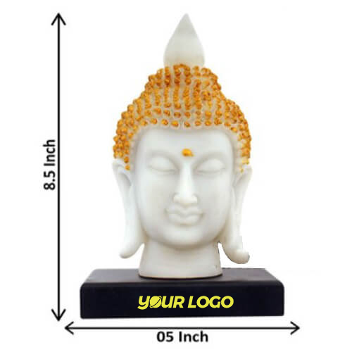 Customized Buddha Head Idol