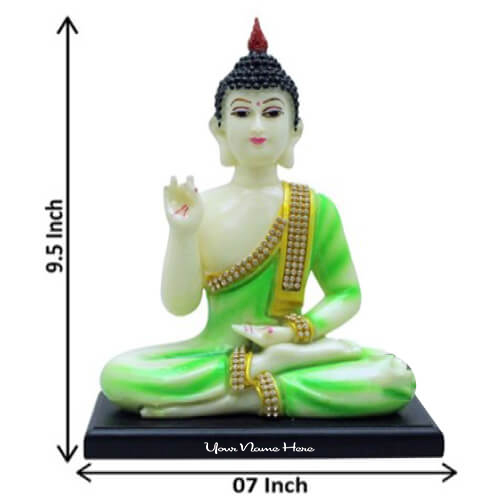 Gautam Buddha Sitting Position Idol