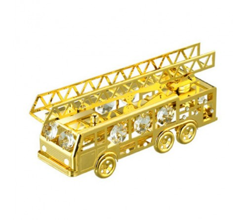 Fire Engine Gold Plated