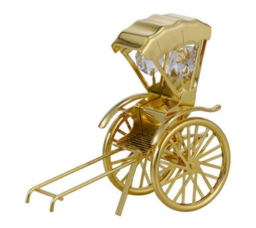 Rickshaw Gold Plated