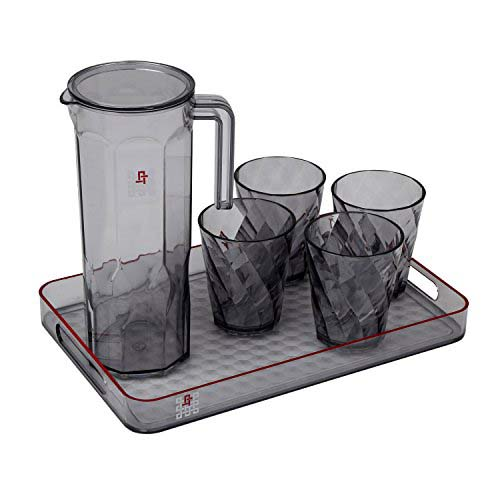Glazz 6 Plastic Jug Set