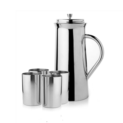 Stainless Steel Leamon Set