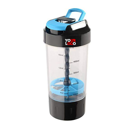 Blizzard Shaker with Mixer Handle