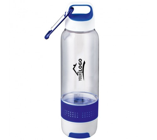 Bottle with Cooling Towel and Mobile Stand