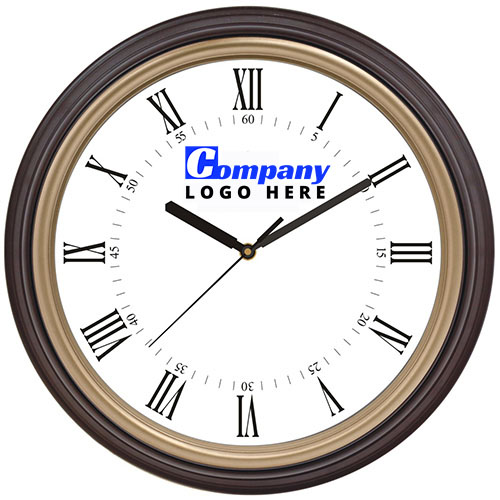 Corporate Model Wall Clock