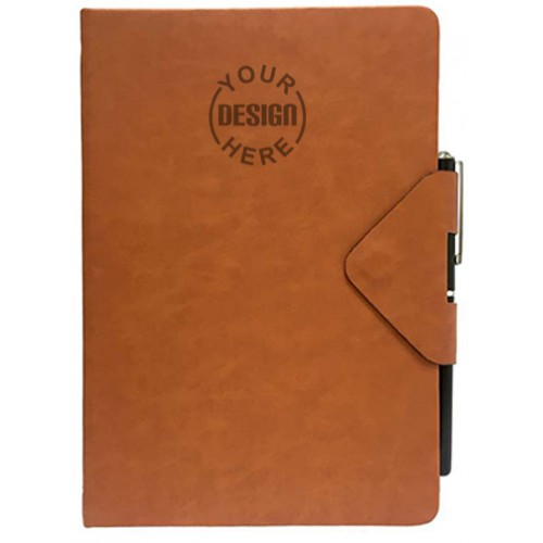 Personalized Leatherite Executive Diary
