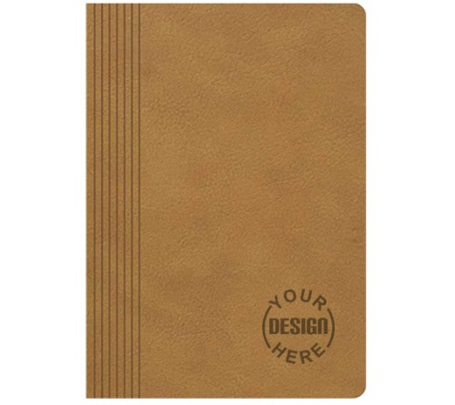 A5 Customized Leatherite Notebook