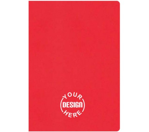 Red Color Personalized Diary
