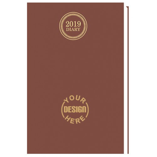 Printed Diary New Year