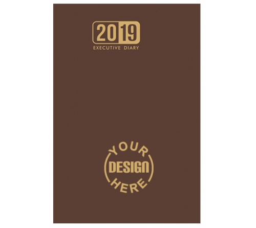 New Year 2019 Customized Diary