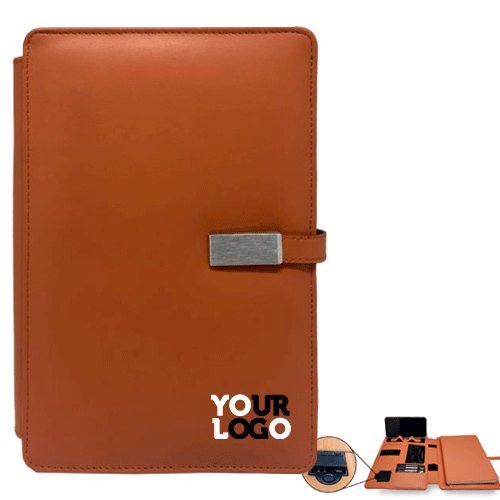Mobile Holder Note Book with 5000mAh