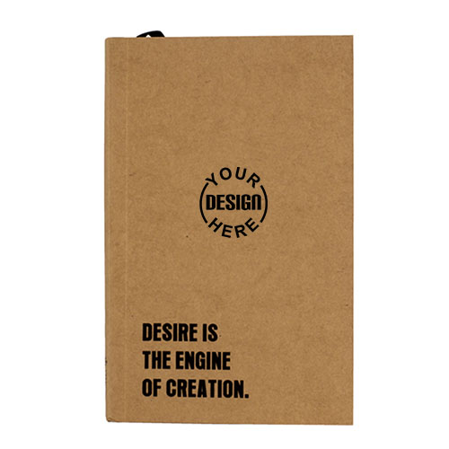 Desire Is The Engine Of Creation Notebook