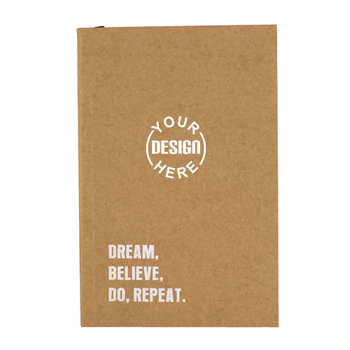 Dream Believe Do Repeat Notebook