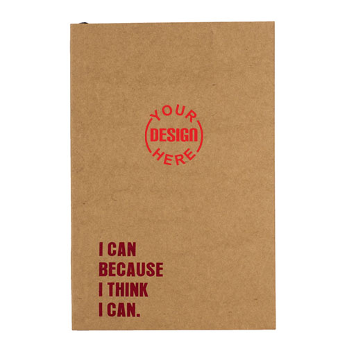 I Can Because I Think I Can Notebook