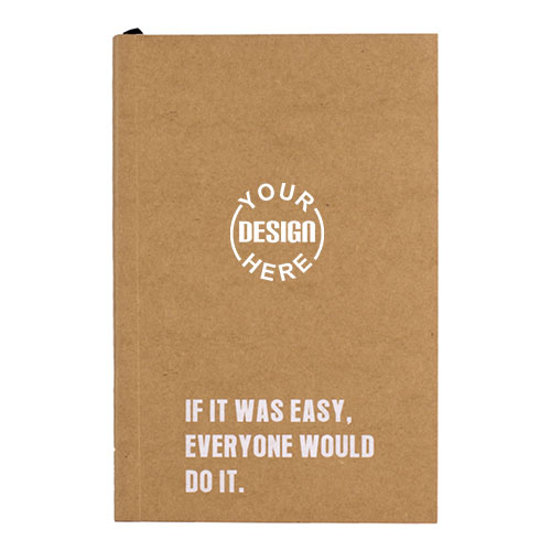 If It Was Easy Notebook