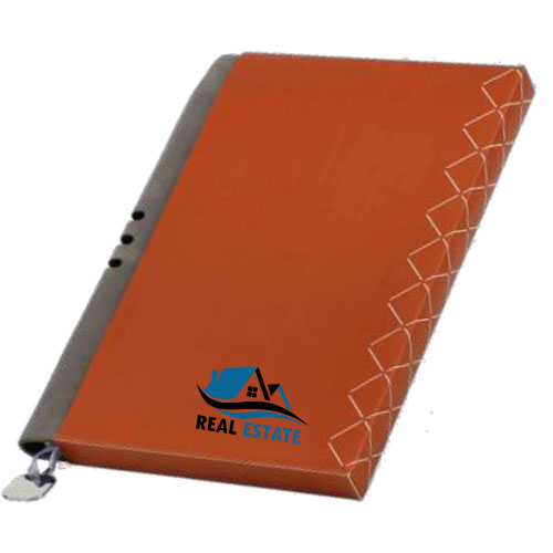 Business Notebook with Cover