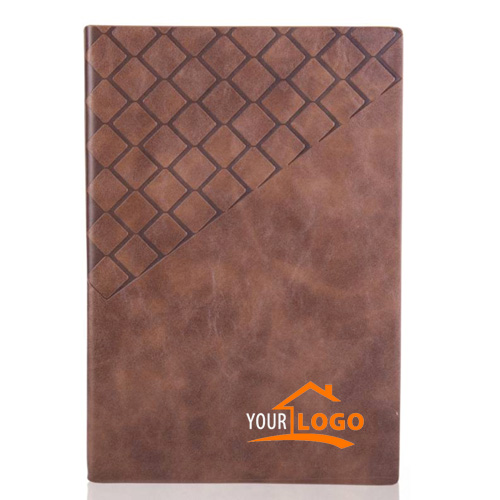 Classic PU Leather Notebook A5
