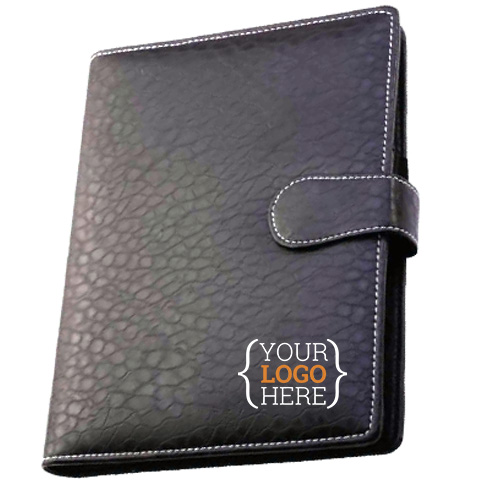Leatherette Calculator Business Planner