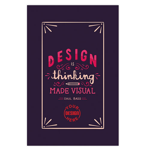 Design Is Thinking Notebook