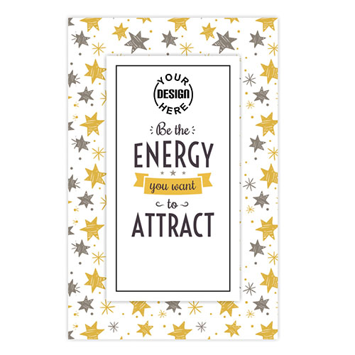 Be The Energy Notebook