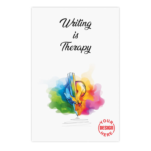Writing Is Therapy Notebook