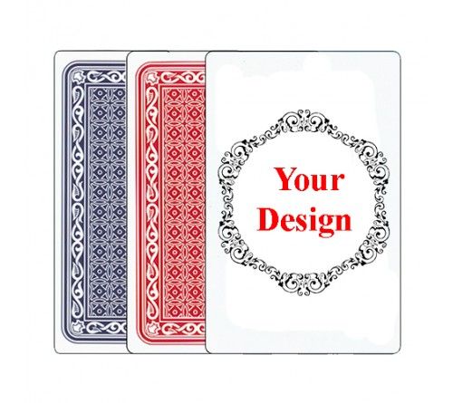 Design Printed Playing Card