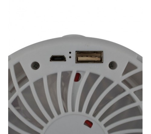 Power Bank Desktop Fan