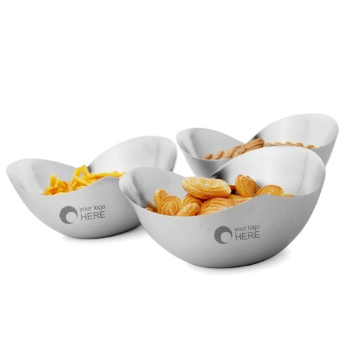 Sanjeev Kapoor Set of 3 Pcs Nut Bowl Set