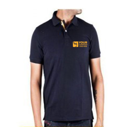 UCB Navy PC Polo T-shirt