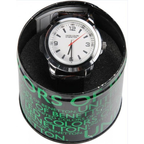 United Colors of Benetton Exclusive Wrist Watch White Dial