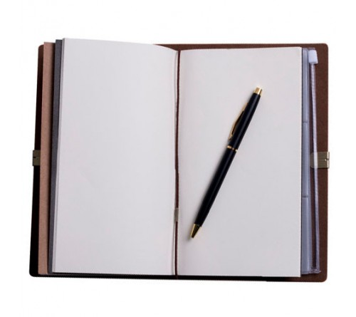 Traveller Refillable Journal Notebook