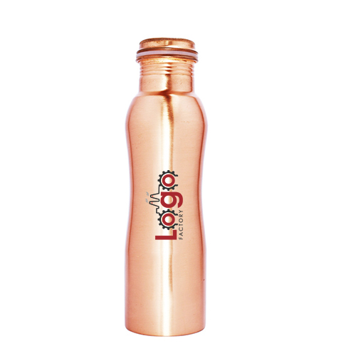 Copper Water Bottle 750ml