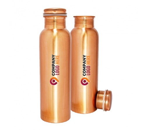 Copper Water Bottle 950ml