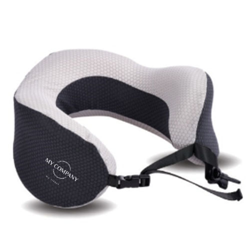 Personalized Memory Foam Neck Pillow Foldable