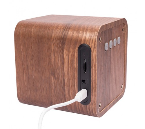 Vintage Personalized Bluetooth Speaker