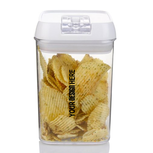 Air-Tight Container with Easy Lock Lid 800ml